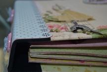Mini albumes scrap
