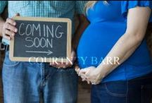 Baby / Pregnancy Photo shoot  Baby shower ideas