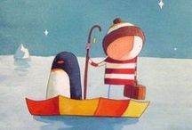 oliver jeffers / Illustrator