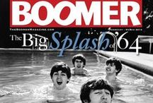 Boomer Magazine / Boomer Magazine, a life and style publication of Ross Publishing is a glossy, bimonthly publication, written by Boomers for Boomers.