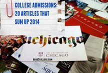 College Admissions / The scoop on what you need to know about college admissions