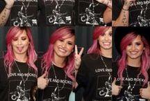 M&g Demi Lovato♥