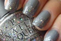 Gliter / Blink nails