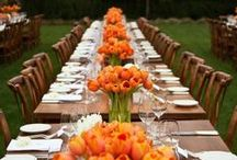 Come Eat At My Table - Terrific Table Decor / by Jessica Morris