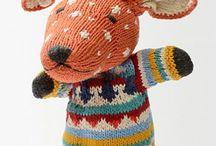 wool kids toys