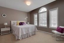 BTSH Staged Bedrooms / Bedrooms staged by Beyond The Stage Homes - photos from our portfolio of projects
