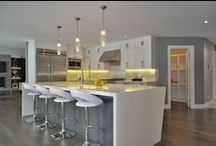 BTSH Staged Kitchens / Kitchens staged by Beyond The Stage Homes - photos from our portfolio of projects