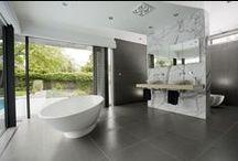 Modern Design: Bathrooms
