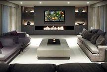 Modern Design: Living Rooms