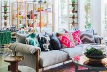Eclectic Design: Living Rooms