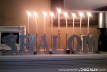 Holiday Decorating: Hanukkah