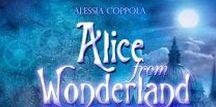 """Alice from  Wonderland - Serie / Album dedicato a immagini e post sulla serie edita da Dunwich Edizioni, """"Alice from Wonderland"""", """"BlueDream e """"Alice throught the looking glass"""".   http://alicefromwonderlandbook.blogspot.it/"""