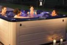 Bubbelbaden / Bubbelbaden en swim spa's