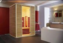 Infrarood cabines / Infrarood sauna's