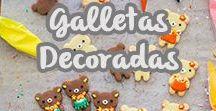 Galletas Decoradas / En #JABE tenemos todo para que pongas a volar la creatividad en el diseño de tus #galletas.
