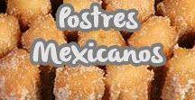 Postres mexicanos / Para este mes patrio en #JABE te traemos las mejores ideas para darle dulzura y sabor a esa fiesta mexicana.