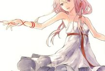 Guilty crown / Anime
