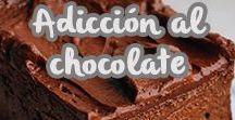 Adicción al Chocolate / Las mejores recetas con #chocolate las tenemos en #JABE