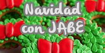 Navidad con JABE / Te traemos los productos, #recetas e ideas más increíbles para esta #navidad.
