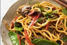 Asian Foods / Recipes for Asian or Asian fusion foods.