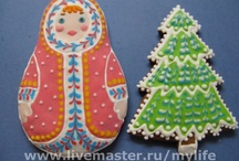 Winter/Christmas Cookies / by Chrisanne Licata