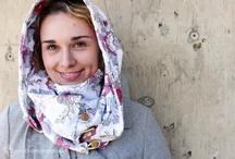 Home-made Hijabing  / by Jillian Pikora