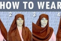 How to Hijab! / by Jillian Pikora