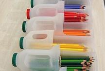 Enviroschool Classroom / Ideas for encouraging sustainable practices in an enviro-school classroom