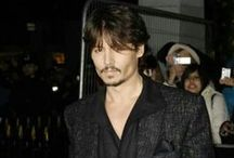 JD in LIFE / Life moments of the most incredible, amazing, talented, person = The incredible actor JOHNNY DEPP