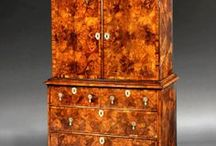 Antique Cabinets & Chests / We always have a wide variety of cabinets and chests in stock ranging over three centuries from Ca. 1680 through to about 1850