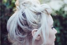 Hair inspiration / Styles I love, like, and take inspiration from