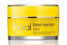 Bee Venom / Bee venom is the ultimate anti-ageing range.  Working in synergy with plant stem cell technology, bee venom helps reduce the appearance of fine lines and wrinkles for a youthful and radiant looking complexion.