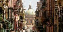 Cosa visitare a Palermo / Tutti i monumenti e i main city sights da non perdere nella tua vacanza a Palermo: teatri, musei, chiese, ville, giardini e tanto altro. #palermo #sicilia #travel #sicily #bedandbreakfast