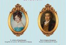 Stroganov Family | History / Stories, images, architecture - everything somehow connected to Stroganov family, and mostly to 2 main characters of our love strory, Grigory Stroganov and Juliana d'Oyenhausen.