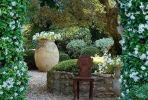 Att leva ute: Garden / Trädgårdsinpiration
