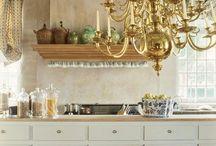 Att bo: Kitchen / Kök att leva i.
