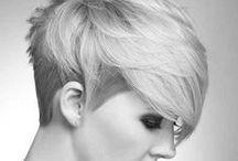 kort hår / som jag gillar