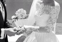 Weddings and dresses