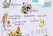 Provence / Provence, lavand, france