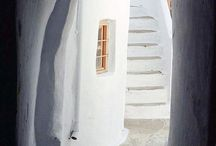 Tinos old house