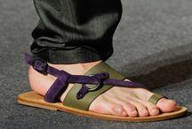 SANDALIAS / Sandalias y calzado de playa para hombre.