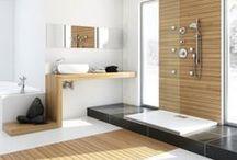 Woondromen - Badkamer / Is jouw badkamer toe aan vernieuwing? Of gewoon fijn aan het dromen? Laat je inspireren!