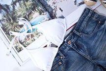 Spring/Summer Fashion / by Abigail Lackey