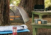 Camping Guides / For everything you need to know about how to create new memorable camp moments.