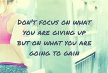 Gym Motivation / Quotes, tips & blogs that will motivate you to workout, train and get fit.