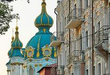Travel: Kiev, Ukraine / The beauty of Kiev, Ukraine. Come visit us know and learn Russian!