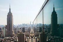 nyc / by Sarah Mendelsohn