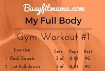 Workouts Full Body / Full Body Workouts including ideas, inspiration and how to guides