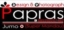PAPRAS / design, photograph & ptinting