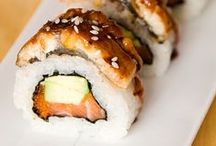 Sushi / Sushi recipes. Most links have been checked out to ensure that roll recipes are linked and not just a picture.